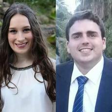 Ángela León Torres y Diego Fierro Rodríguez