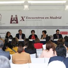 La lucha contra la trata, prioritaria para el Colegio de Abogados de Madrid