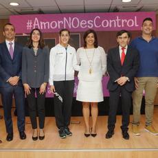 Las fundaciones ONCE, Legálitas y Deporte Joven presentan la campaña #AmorNOesControl dirigida a adolescentes