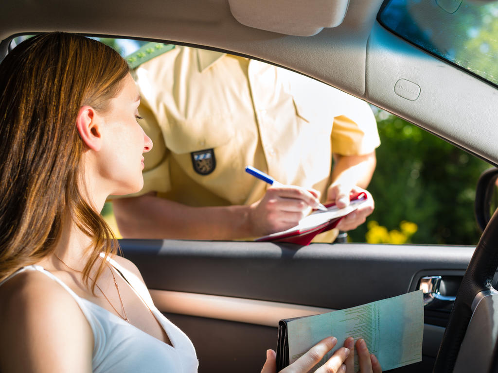 ¿Qué significa recurrir una multa por defecto de forma?