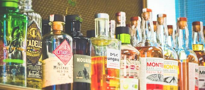 El alcohol, un mal entre los abogados