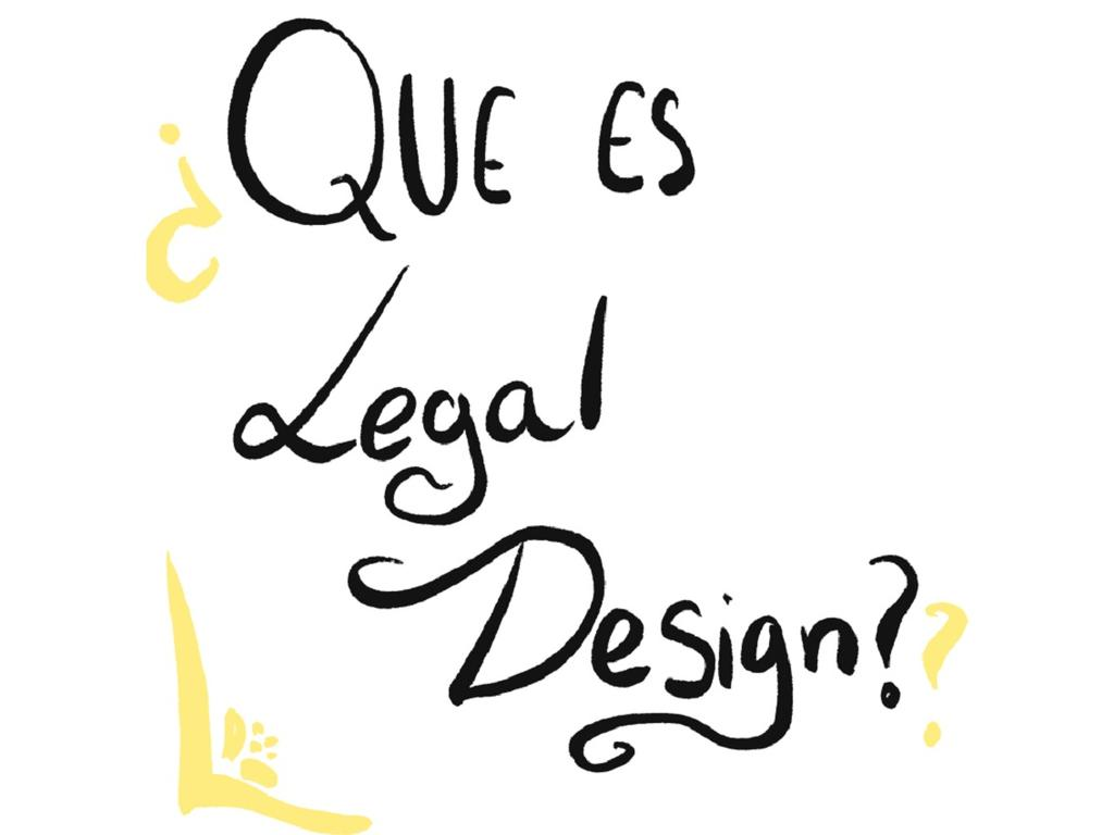 Qué es el Legal Design explicado en Legal Desing