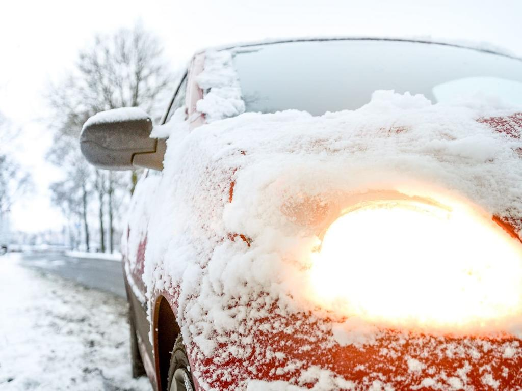 Ola de frío polar: ¿puedo reclamar si tengo un accidente?