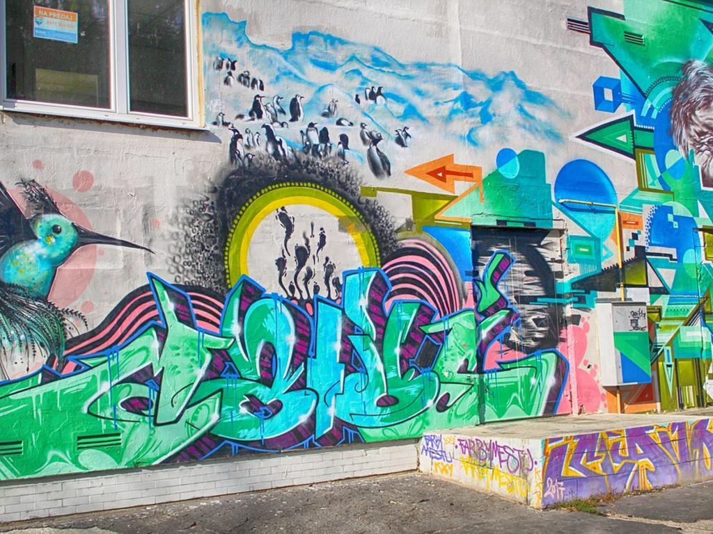 Me han hecho un grafiti en la fachada de mi edificio. ¿Qué podemos hacer los vecinos?