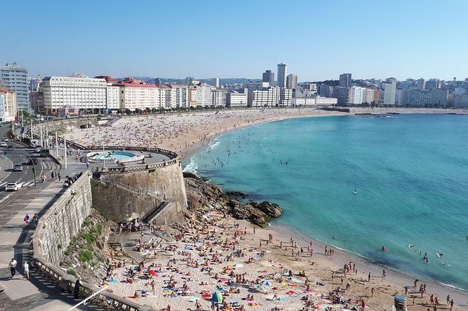 La Audiencia condena a 26 años de cárcel al conductor que mató a un joven en el Paseo Marítimo de A Coruña