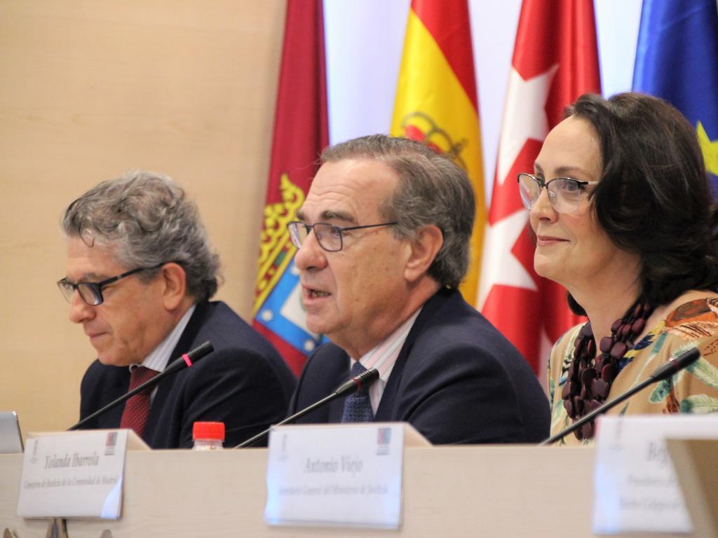 El arbitraje institucional analiza en el ICAM sus próximos retos