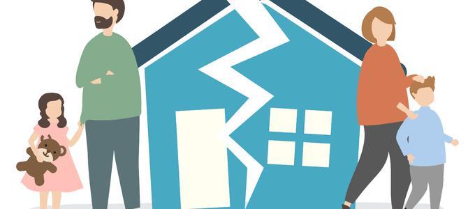 Conflictos durante los procesos de divorcio: ¿Quién debe utilizar la vivienda?