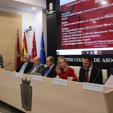 Juristas analizan en el ICAM las distintas perspectivas del delito fiscal
