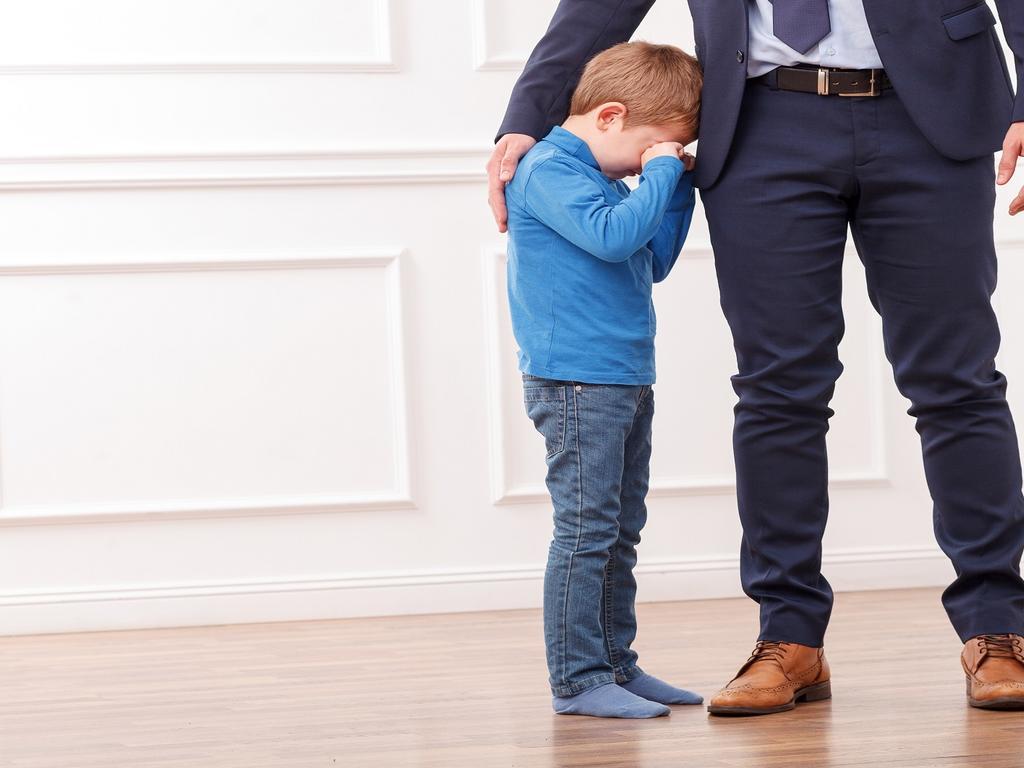 Si te separas, tienes derechos sobre tus hijos no biológicos