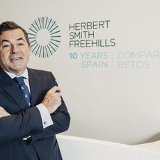 Herbert Smith Freehills cumple 10 años en España como uno de los grandes 'players' del sector legal