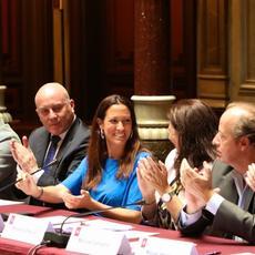 Presentadas en el ICAB las propuestas de la abogacía española para una Justicia Digna