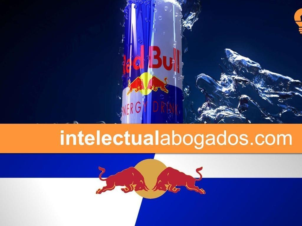 Anulan la Marca de la Unión Europea de colores azul-plateado a Red Bull