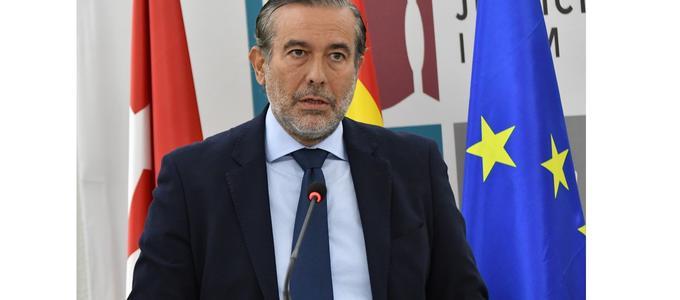 """Enrique López: Vamos a seguir actualizando los baremos del Turno de Oficio"""""""