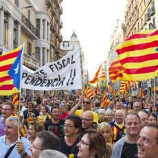 Cataluña: tiempos violentos. La violencia no resuelve conflictos