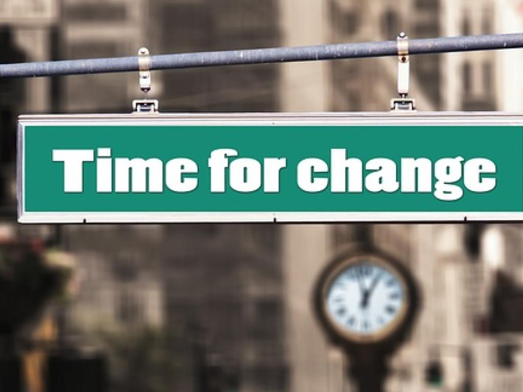 Pesadilla en la oficina: el cambio