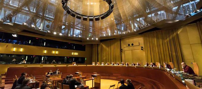 El Tribunal de Justicia de la Unión Europea ofrece en su sitio de Internet libre acceso a documentos procesales y doctrinales