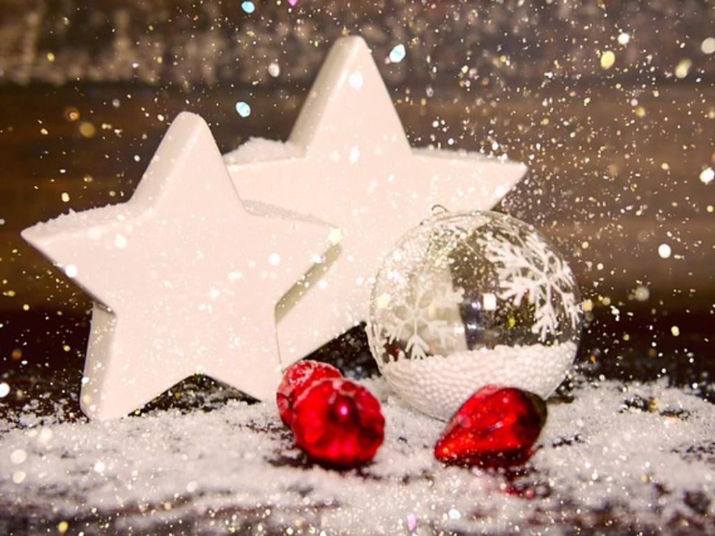 1, 2, 3… ¡Navidad!