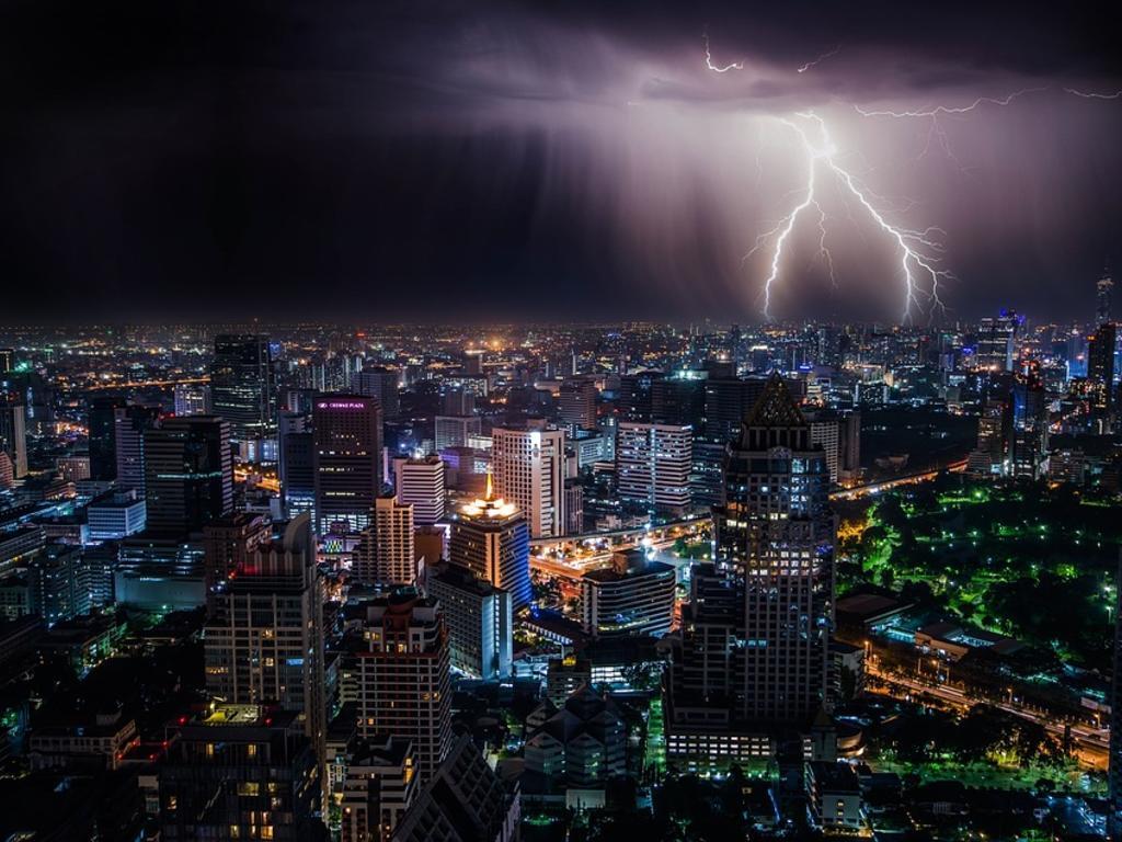 ¿Qué cubre el seguro en caso de tormenta eléctrica?