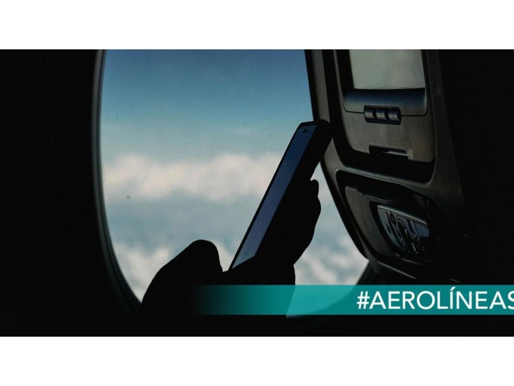 ¿Qué consecuencias tiene no poner el modo avión en un vuelo?