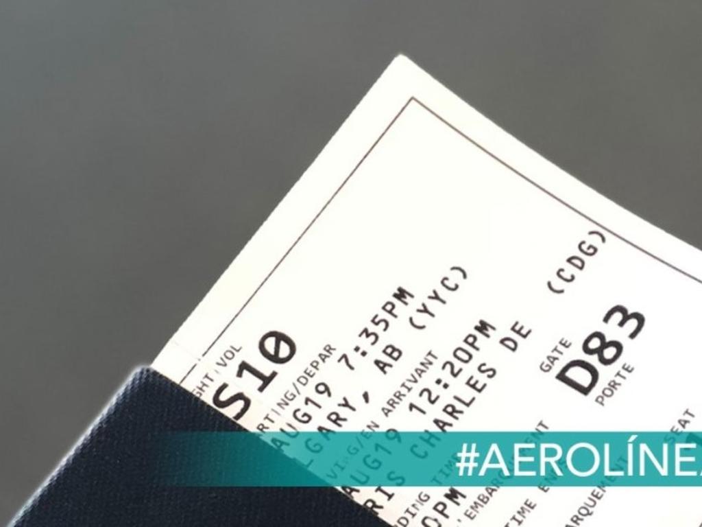 """El Código """"SSSS"""" de la tarjeta de embarque: qué significa y cuándo preocuparse"""