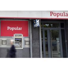 Una empresa recupera el dinero invertido en acciones del Popular