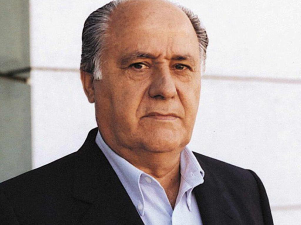 Amancio Ortega un hombre con valores humanos, un buen hombre