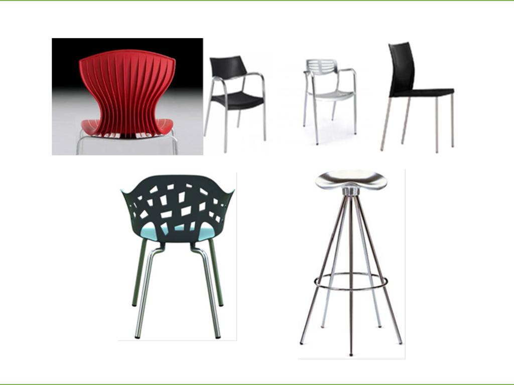 Derechos de autor sobre diseños de sillas. Sentencia de la Audiencia Provincial de Barcelona de 26 de abril de 2019, Sillas