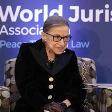 La World Jurist Association lamenta el fallecimiento de Ruth Bader Ginsburg