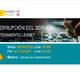Suspensión de Lexnet el 30 de octubre por mantenimiento técnico