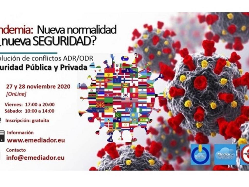 Jornada Pandemia y Nueva Seguridad