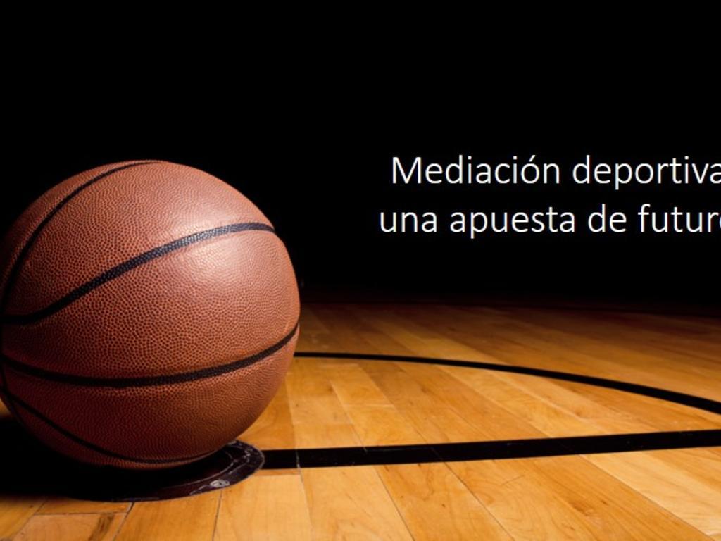 Mediación deportiva una apuesta de futuro