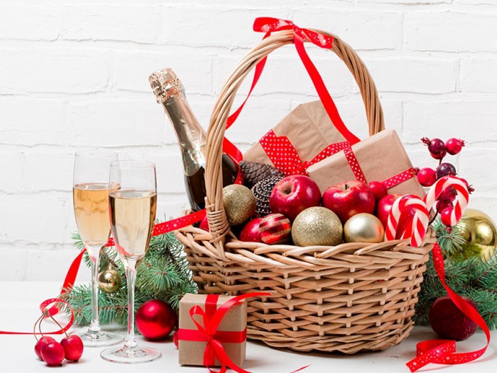 La cesta de Navidad en 2020, un lujo al que las empresas deben hacer frente