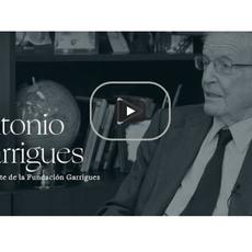 """Antonio Garrigues: Una vacuna eficaz generaría una nueva onda económica"""""""