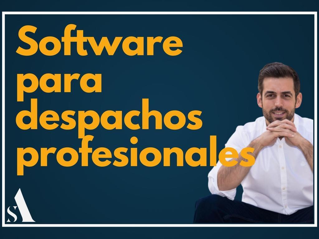 Software de despachos profesionales: todo lo que necesita saber