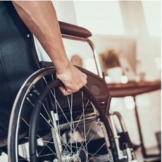 Una jienense de 37 años con esclerosis múltiple consigue una pensión por incapacidad absoluta
