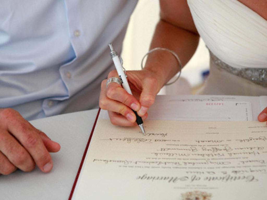 Qué son los pactos prematrimoniales
