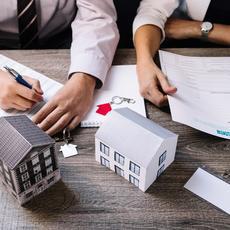 Caen la compraventa de vivienda, los préstamos y la constitución de nuevas sociedades
