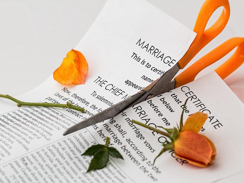 Divorcio de mutuo acuerdo en Reino Unido