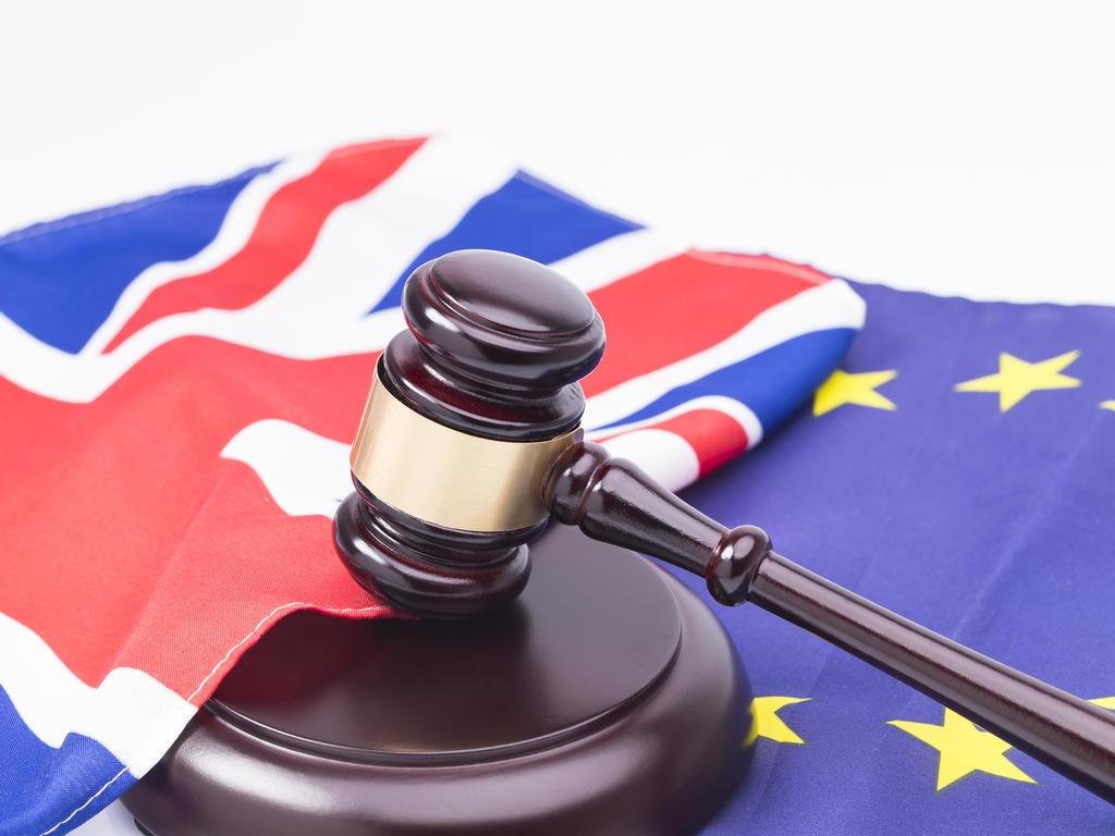 BREXIT: jurisdicción y ejecución de resoluciones judiciales en  Materia civil y mercantil