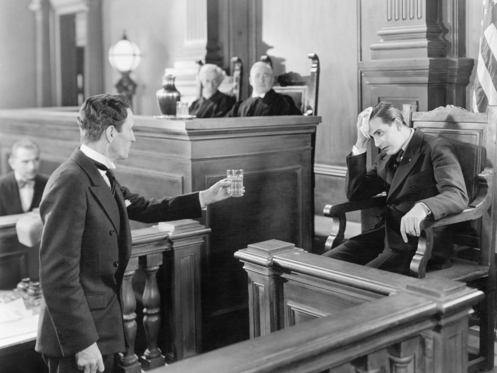 Situación del acusado en el juicio oral