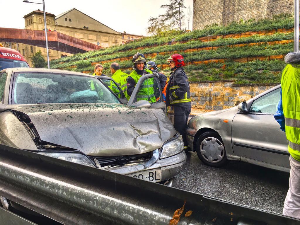 Baremo accidentes de tráfico 2021