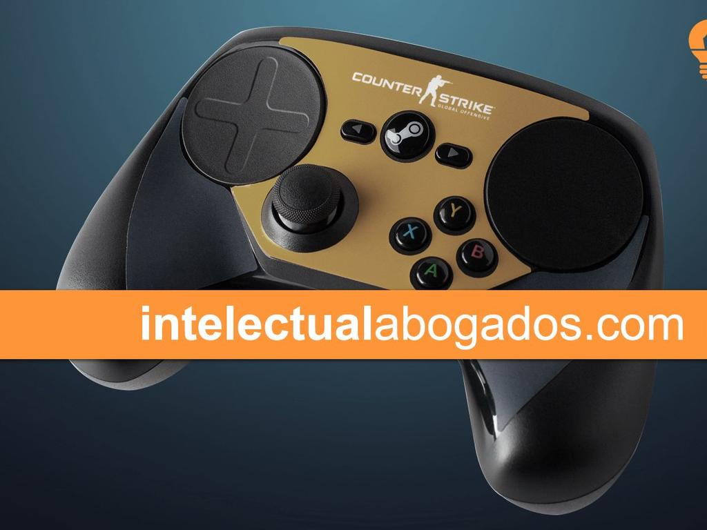 Valve Corporation Plagio a Steam Controller