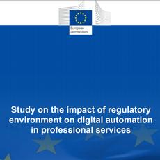 Impacto de la regulación de la automatización digital de los servicios profesionales