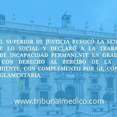 La vía judicial es el único modo de conseguir el reconocimiento de una gran invalidez