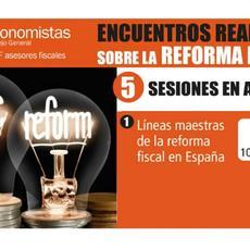 ¿Es necesaria una reforma fiscal profunda?