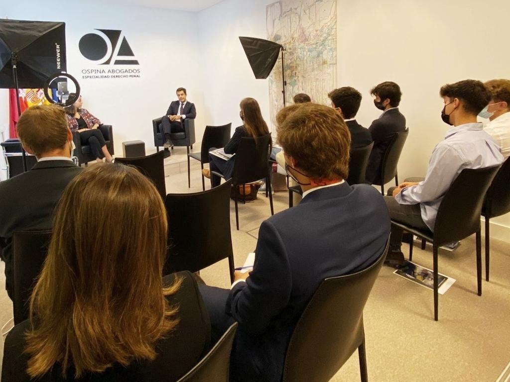 Ospina Abogados celebra su IV Encuentro jurídico continuando con su apuesta por el talento joven y la formación