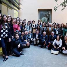 Abogados, Estudiantes de Derecho y ONG celebran el aniversario de Clínicas Jurídicas en ICA Baleares