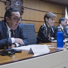 Victoria Ortega apuesta por una prueba de acceso eminentemente práctica en las XXXVI Jornadas de EPJ
