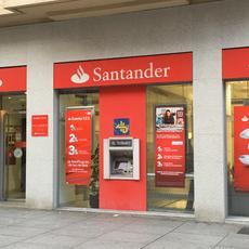 Anulados unos estructurados del Santander colocados a una pareja de Burgos