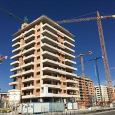 La inversión inmobiliaria en el primer semestre registra ratios anteriores a la crisis económica